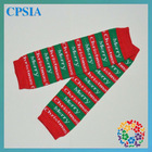 Christmas Beautiful Baby leg warmers fashion baby cotton leg warmers winter leg warmers