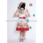2012 fashion design children frock designs