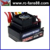 HOBBYWING XERUN 60A SD (V2.1) Brushless ESC for 1/10 Car BLACK