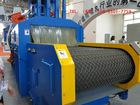 QWD type mesh belt shot blasting machine