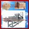 wooden block hot press machine