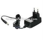 power adapter 12V 500mA for ADSL modems