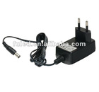power adapter 12V 500mA for ADSL modems