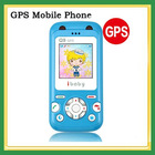 New arrival ibaby Q9 Children GPS mobile phone, kid/children mobile phone Blue Color