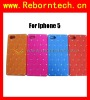 New Case for Iphone 5 Diamond Bling Silicon Case For Iphone 5 5G