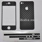 Carbon Fiber Skin Sticker for Iphone4