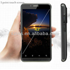 "China 3G android4.0 960*540 4.3"" ASV Naked Eye 3D LCD touch screen Cortex-A9 1G cpu WIFI, Bluetooth Smartphone"