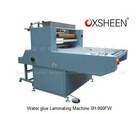 XH-900FW water glue laminating machine