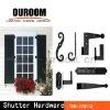 Shutter Hardware