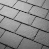 CE approved black roofing slate