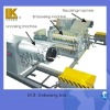 Metal Coil Emboss Machine