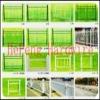 PVC Coated boundary Fence