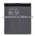 Over-discharging/charging,over-current,short-circuit protections,BL-5F Mobile phone Battery