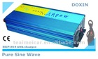 1000W Pure Sine Wave Inverter with Charger -UPS