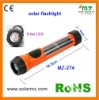 Hot sales!!! 2011 new design 1pcs high power super bright LED rechargeable led flashlight CE,ROSH