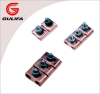 parallel groove clamp for copper wire