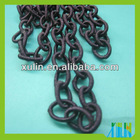 Fashion Coloured Plastic chain for necklace CS04