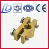 Brass Single Groove Clamp (Type DTC)