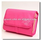 Pink Cosmetic Toiletry Bathroom Cabinet Travel Wash Kit Bag