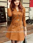 Fashionable windbreaker for women