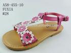 2011 cuty sandals for children