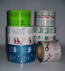 medication packing roll,plastic packing roll,plastic wrapping