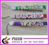 DIY rhinestone letters for bracelets,rhinestone slip letters,slider letters