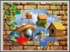 2012 best seller PET 3d postcards animals