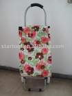folding shopping trolley