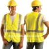 high visibility reflective safety workwear with EN471 standard