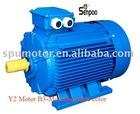 3 phase motor Y2 series