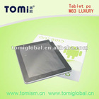 8 inch tablet pc android 4.0 dual camera compacitive touch screen HDMI G-sensor M83 Luxury