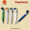 TB-614 Promotional Plastic Ball pen with massage