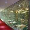 LED power glass for decoration