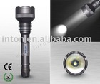 military use led torch light(T6061 aviation aluminum alloy)