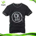 Custom cotton t shirt printing