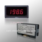 AC Digital Panel Voltmeter 199.9V Voltage Meter. 200A with transformer