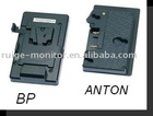 V mount or Anton mount battery plate (7.2V)