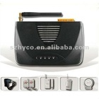 2012 newest professional lpg detector active infrared sensor motion sensor home security alarm system
