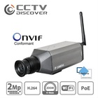 2.0 Mega ONVIF Network Box Camera