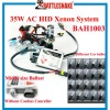 Middle size wholesale AC HID xenon lighting kits