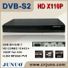 dvb-s2 and dvb-t combo receiver x110p full hd