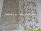 2012 popular sequin/spangle embroidery fabric