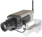 Fake camera w/ zoom Lens & motion detector DC1400A
