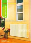 Steel one wide water channel (70 * 63) series radiator