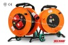 cable reel with wheels