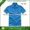 Hot Sell Super quality comfortable 100% cotton mens shortsleeve polo shirt