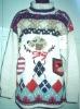 Handcrochet ladies sweater