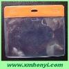 115 * 98mm pvc clear badge card holder