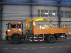 Lorry-Mounted Crane